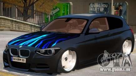 BMW 135i V1 pour GTA 4