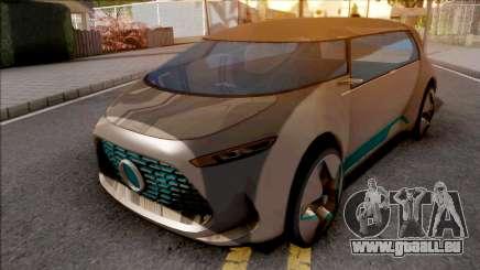 Mercedes-Benz Vision Tokyo Concept 2015 für GTA San Andreas