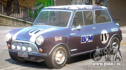 Mini Cooper V1 PJ3 für GTA 4