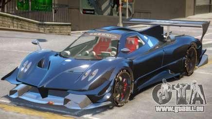 Pagani Zonda V1.2 pour GTA 4