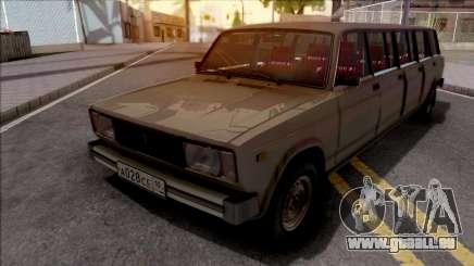 ВАЗ 2104 Limousine pour Plein CJ Gang pour GTA San Andreas