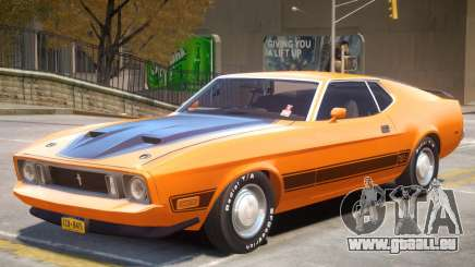 1973 Ford Mustang R3 pour GTA 4