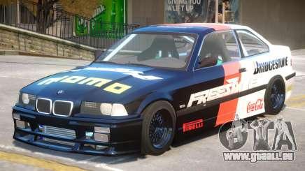 BMW M3 E36 V1 PJ2 pour GTA 4