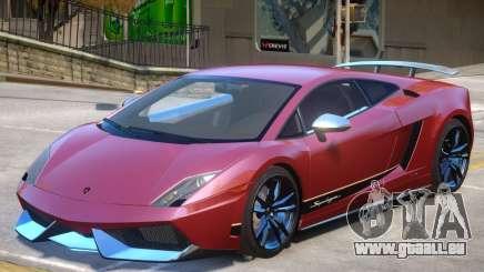 Lamborghini Gallardo V2.0 pour GTA 4