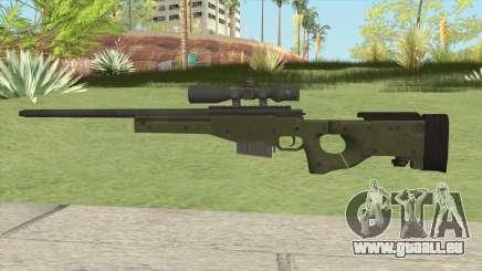 AWP (Warface) pour GTA San Andreas