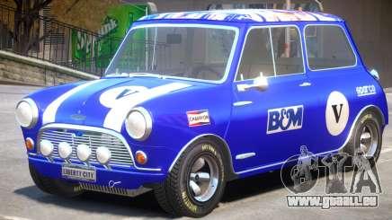 Mini Cooper V1 PJ5 für GTA 4
