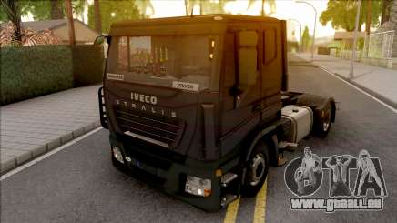 Iveco Stralis 2005 v3 pour GTA San Andreas