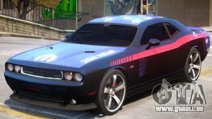 Challenger SRT8 PJ2 pour GTA 4