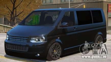 Volkswagen Transporter V1 für GTA 4