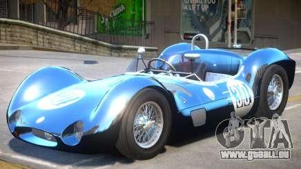 Maserati Tipo V1 PJ6 pour GTA 4