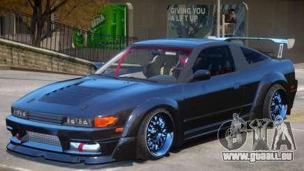 Nissan Sileighty V1 für GTA 4