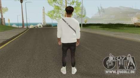 Angel Gomes Skin pour GTA San Andreas