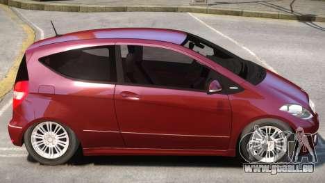 Mercedes Benz A200 V1 pour GTA 4