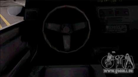 GTA IV Willard Cabrio für GTA San Andreas