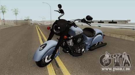 Indian Chief Dark Horse 2019 (V2) pour GTA San Andreas