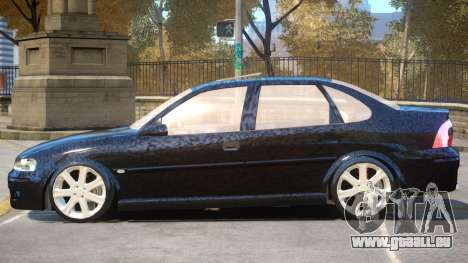 Chevrolet Vectra V1 pour GTA 4