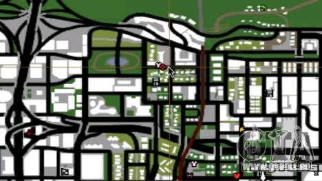 Nouvelle Boutique Gucci pour GTA San Andreas