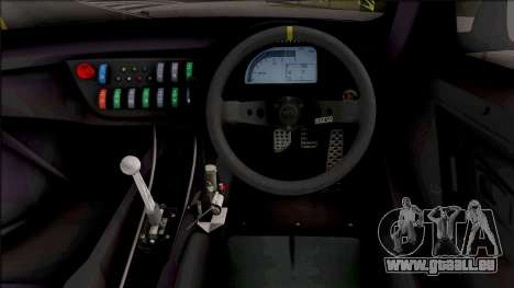 Toyota Supra A90 2019 Rocket Bunny Pandem pour GTA San Andreas