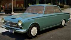 1963 Lotus Cortina V1 für GTA 4