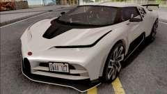 Bugatti Centodieci 2020 pour GTA San Andreas