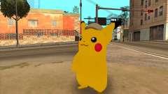 Pikachu Gopnik