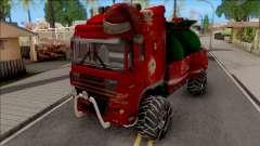 DAF XF Christmas Truck
