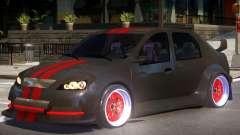 Dacia Logan Tuning pour GTA 4