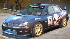 Subaru Impreza WRX V1 PJ2 pour GTA 4