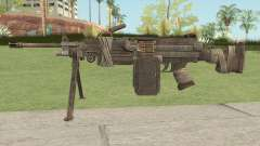 M249 SAW (Spec Ops - The Line)