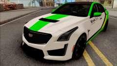 Cadillac CTS-V Kotow Drive