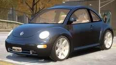 Volkswagen New Beetle V1 für GTA 4