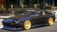 Mazda RX7 V2.1 pour GTA 4