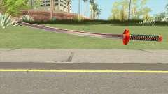 Red Katana pour GTA San Andreas