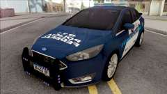 Ford Focus Policia Federal Argentina