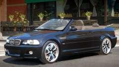 BMW M3 E46 Cabrio pour GTA 4