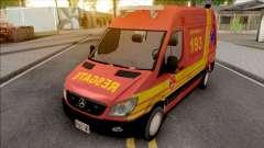 Mercedes-Benz Sprinter 2013 Ambulancia v2