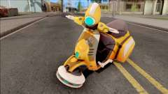 Ilios Motoscooter from Overwatch