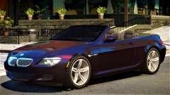 BMW M6 Cabrio pour GTA 4