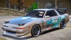 Toyota Supra Turbo PJ3 pour GTA 4