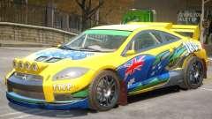 Mitsubishi Eclipse Rally PJ1 pour GTA 4