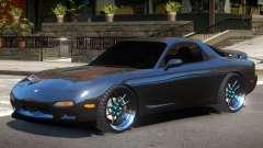1995 Mazda RX7 V1.1 pour GTA 4