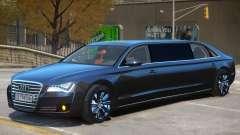 Audi A8 Limo V1.1 pour GTA 4