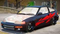 1992 Honda CRX V1