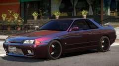 Nissan Skyline R32 V1.0 pour GTA 4