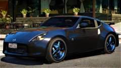Nissan 370Z Improved pour GTA 4