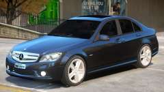 Mercedes C180 V1 pour GTA 4
