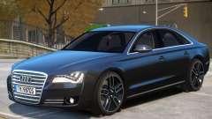 Audi A8 M7 pour GTA 4
