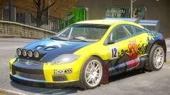 Mitsubishi Eclipse Rally PJ6 pour GTA 4