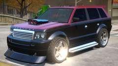 Enus Huntley Sport Custom pour GTA 4