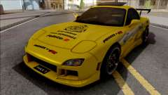 Mazda RX-7 FD3S Joe Evolusi KL Drift pour GTA San Andreas